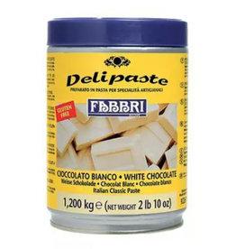 Fabbri Fabbri - White Chocolate Delipaste - 1.2kg, 9226718-73S