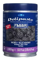 Fabbri Fabbri - Blackberry Delipaste - 1.5kg, 9225710-25D