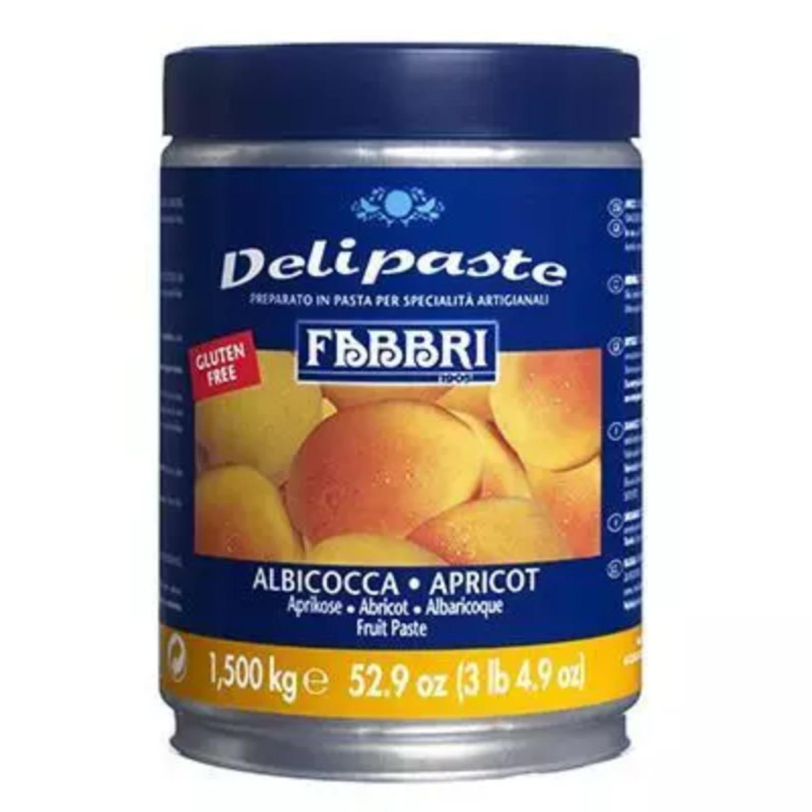 Fabbri Fabbri - Apricot Delipaste - 1.5kg, 9225753-23N