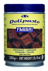 Fabbri Fabbri - Chocolate Delipaste - 1.2kg, 9226706-68C