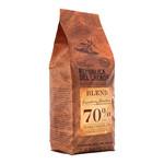 Republica del Cacao Republica del Cacao - Ecuador Blend Dark Chocolate 70% - 5.5lb, 18836