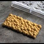 Pavoni Pavoni - Polycarbonate Chocolate Mold, Bar - Sparkling, PC5001 (3 cavity)