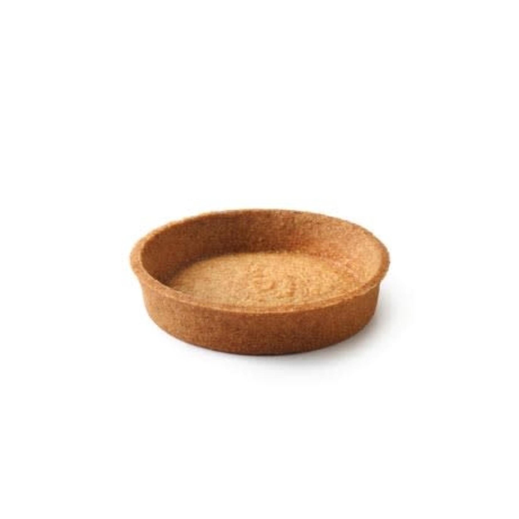 Pidy Pidy - Tart shell, Graham round - 4'' (72ct), 334.98.072US