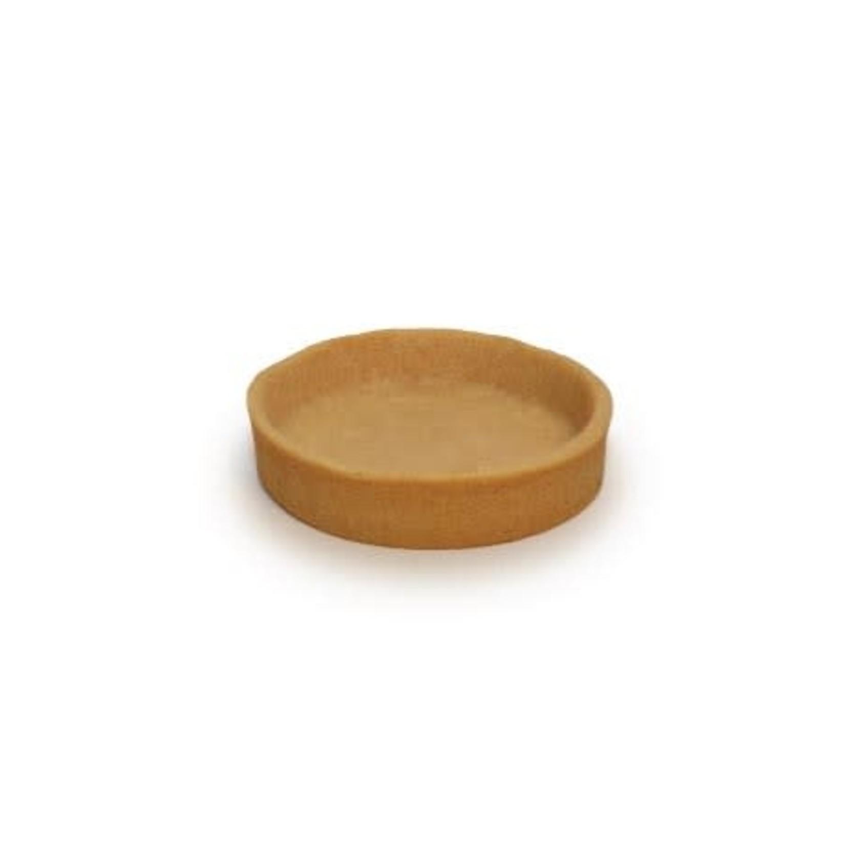 Pidy Pidy - Tart shell, Vegan Sweet round - 3.2'' (96ct), 307.41.096US