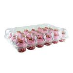 Pastry Depot Cupcake Carrier - 24 ct regular