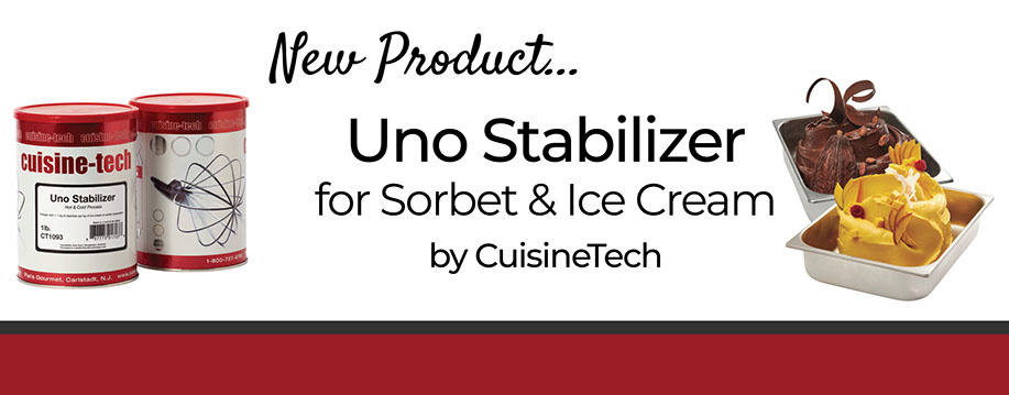 New Product: Uno Stabilizer by CuisineTech!