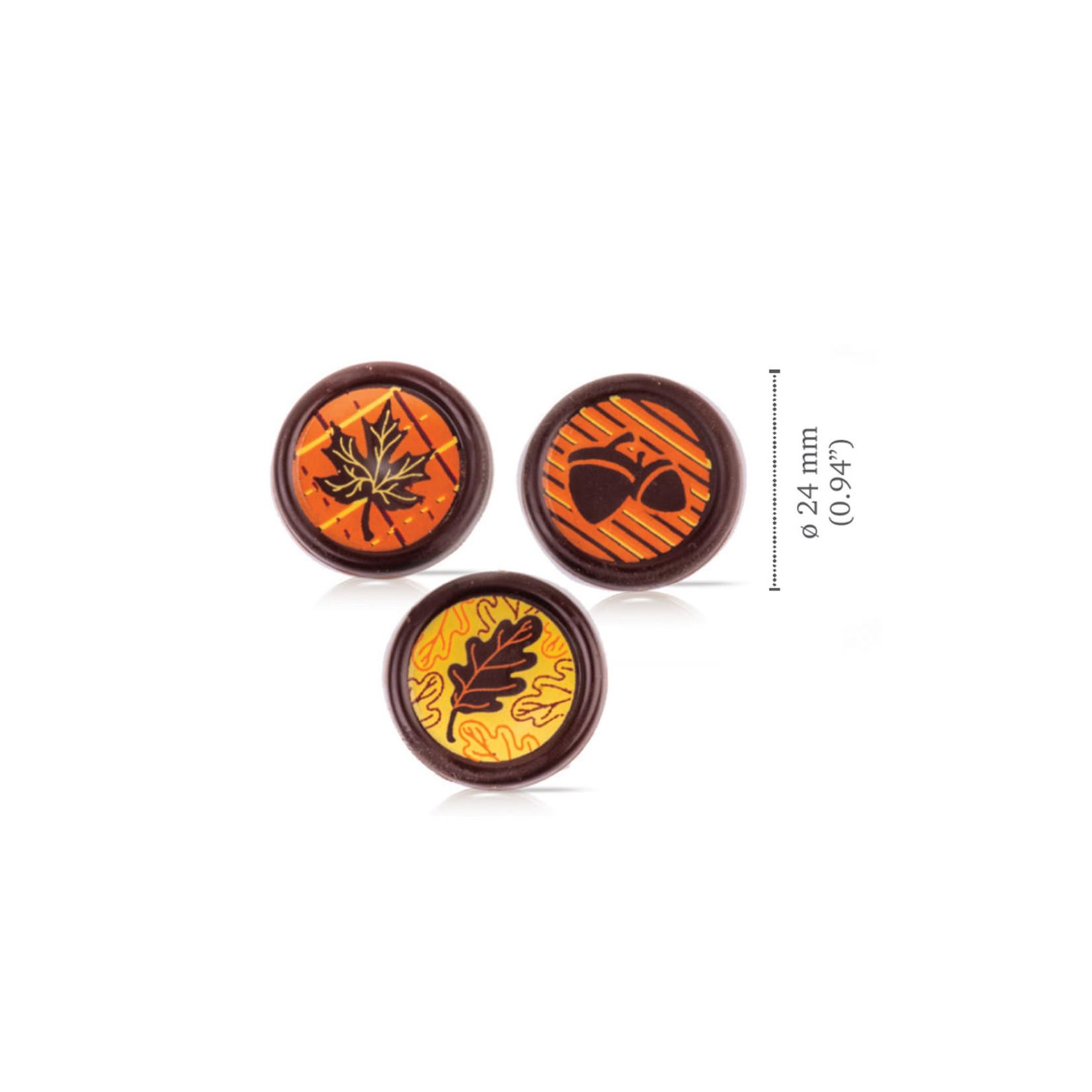 Dobla Dobla - Dark Chocolate Fall Assortment (462ct), 21434