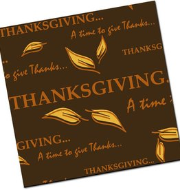 Chocobutter Chocobutter - Cocoa butter transfer, Happy Thanksgiving (10 sheets)