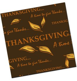 Chocobutter Chocobutter Transfers - Happy Thanksgiving (10 sheets)
