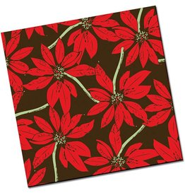 Chocobutter Chocobutter - Cocoa butter transfer, Poinsettias (10 sheets)