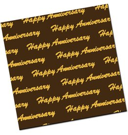 Chocobutter Chocobutter - Cocoa butter transfer, Happy Anniversary (10 sheets)