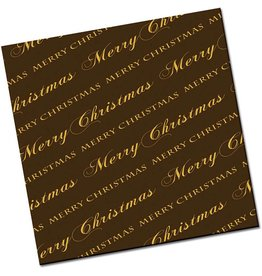 Chocobutter Chocobutter - Cocoa butter transfer, Merry Christmas (10 sheets)