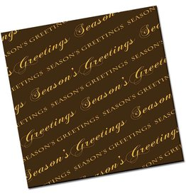 Chocobutter Chocobutter - Cocoa butter transfer, Seasons Greetings (10 sheets)
