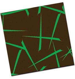 Chocobutter Chocobutter Transfers - Kabuki, Green (10 sheets)