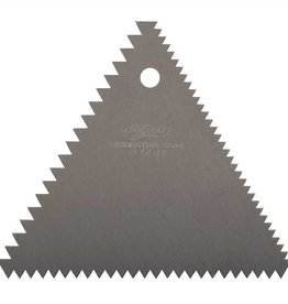 Ateco Ateco - Triangle Decorating Comb, 1446