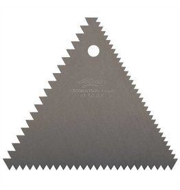 Ateco Ateco - Triangle Decorating Comb, 1446 *12*