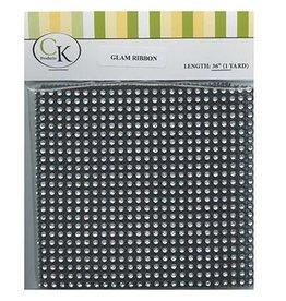 CK CK - Diamond band - Black, 36x5''