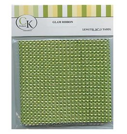 CK CK - Diamond band - Green, 36x5''