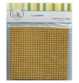 CK CK - Diamond band - Gold, 36x5''