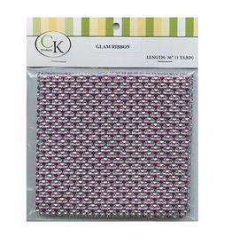 CK CK - Diamond band - Pink, 36x5''