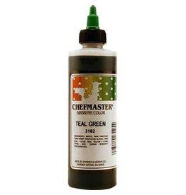 Chefmaster Chefmaster - Airbrush, Teal Green - 9oz