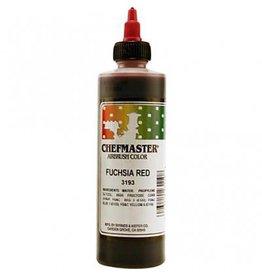 Chefmaster Chefmaster - Airbrush, Fuchsia red - 9oz