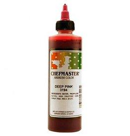 Chefmaster Chefmaster - Airbrush, Deep Pink - 9oz