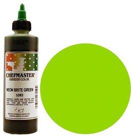 Chefmaster Chefmaster - Airbrush, Neon Green - 9oz