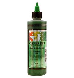Chefmaster Chefmaster - Airbrush, Metallic Green - 9oz