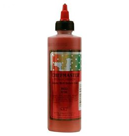 Chefmaster Chefmaster - Airbrush, Metallic Red - 9oz