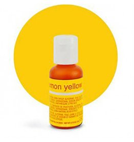 Chefmaster Chefmaster - Gel, Lemon Yellow - 0.70oz