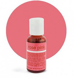 Chefmaster Chefmaster - Rose Pink Gel food color - 0.70oz
