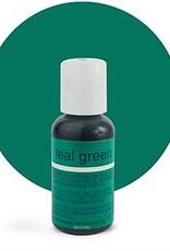 Chefmaster Chefmaster - Teal Green Gel food color - 0.70oz