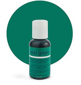 Chefmaster Chefmaster - Teal Green Gel food color - 0.70oz