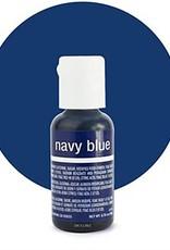 Chefmaster Chefmaster - Navy Blue Gel food color - 0.70oz