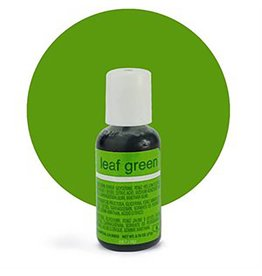 Chefmaster Chefmaster - Leaf Green Gel food color - 0.70oz