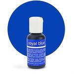 Chefmaster Chefmaster - Royal Blue Gel food color - 0.70oz, 41-5103