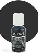 Chefmaster Chefmaster - Coal Black Gel food color - 0.70oz