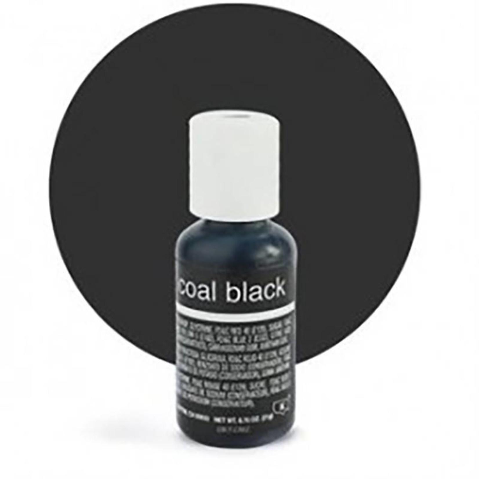Chefmaster Chefmaster - Coal Black Gel food color - 0.70oz, 41-5101