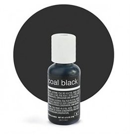 Chefmaster Chefmaster - Gel, Coal Black - 0.70oz