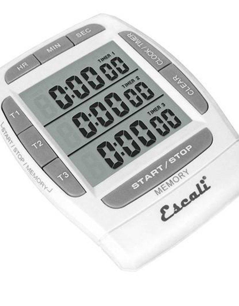 Escali Escali - Triple Event Digital Timer