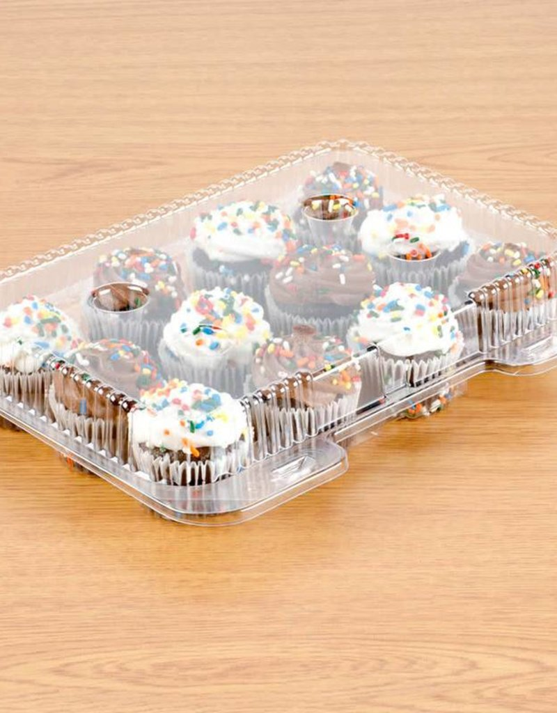 Pastry Depot Cupcake Carrier - 12 ct mini