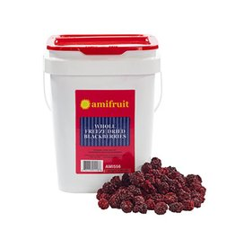 Amifruit Amifruit - Freeze dried Blackberries - 2lb, AMI556