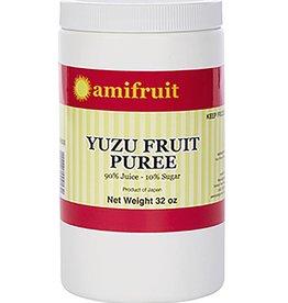 Amifruit Amifruit - Yuzu Puree - 2lb, AMI800 *6*