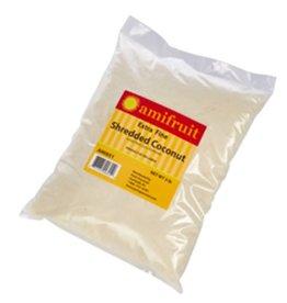 Amifruit Amifruit - Coconut extra fine shredded, unsweet - 3lb, AMI851