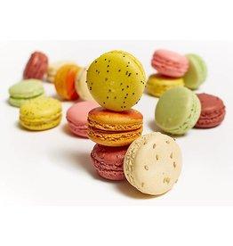 Bon Patissier Macarons - Parisien Collection, 6 flavors (192ct), BON300