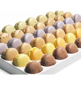 Bon Patissier Macarons - Elysee Collection, 6 flavors (192ct), BON304