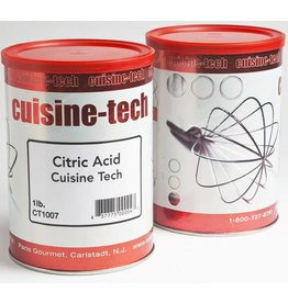 Cuisine Tech Cuisine tech - Citric Acid - 1 lb, CT1007