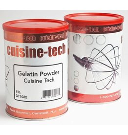 Cuisine Tech Cuisine tech - Gelatin Powder, 225 Bloom - 1 lb, CT1032
