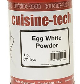 Cuisine Tech Cuisine tech - Egg white powder - 1lb, CT1054